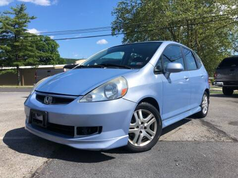 2008 Honda Fit for sale at Keystone Auto Center LLC in Allentown PA