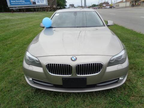 2014 BMW 5 Series for sale at Ideal Cars in Hamilton OH