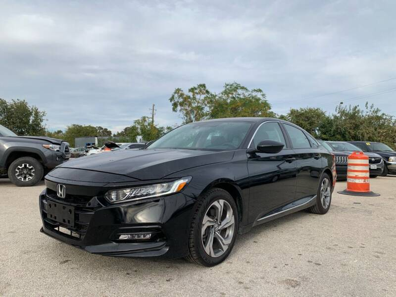 2018 Honda Accord for sale at Makka Auto Sales in Dallas TX