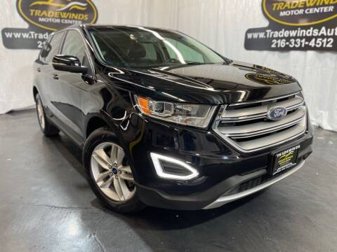 2016 Ford Edge for sale at TRADEWINDS MOTOR CENTER LLC in Cleveland OH