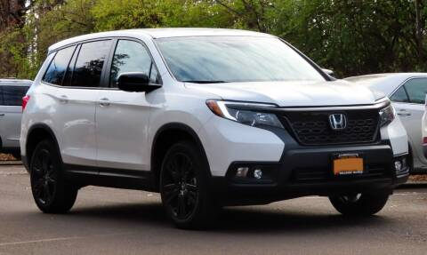 2020 Honda Passport for sale at EAG Auto Leasing in Marlboro NJ