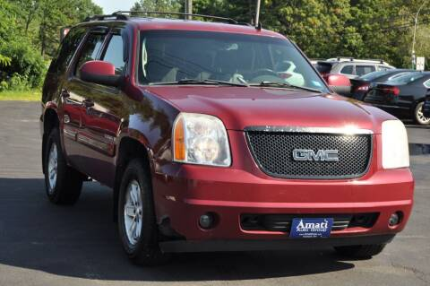 2007 GMC Yukon for sale at Amati Auto Group in Hooksett NH