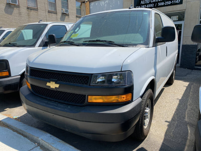 2020 Chevrolet Express Cargo for sale at Maple Street Auto Center in Marlborough MA