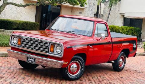1978 Dodge D150 Pickup for sale at PennSpeed in New Smyrna Beach FL