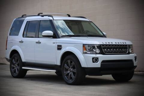 2015 Land Rover LR4 for sale at MS Motors in Portland OR