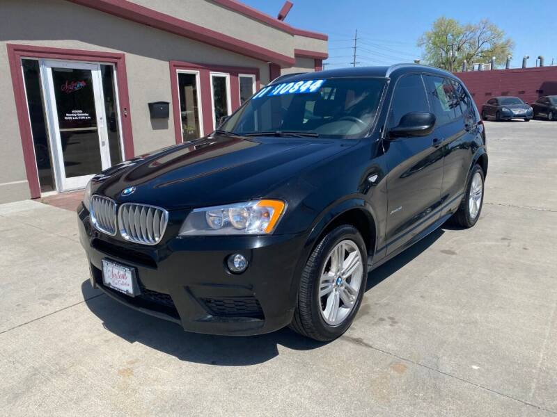 2011 BMW X3 for sale at Sexton's Car Collection Inc in Idaho Falls ID