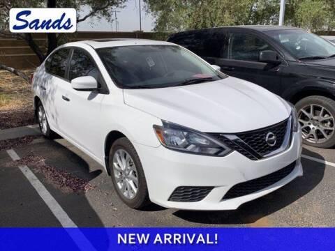 2017 Nissan Sentra for sale at Sands Chevrolet in Surprise AZ