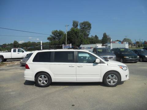 2009 Volkswagen Routan for sale at All Cars and Trucks in Buena NJ