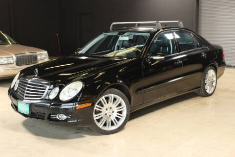 2007 Mercedes-Benz E-Class for sale at AUTOLEGENDS in Stow OH