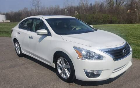 2013 Nissan Altima for sale at Nile Auto in Columbus OH