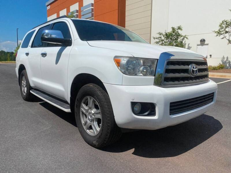 2008 Toyota Sequoia for sale at ELAN AUTOMOTIVE GROUP in Buford GA