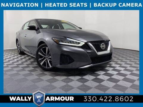 2020 Nissan Maxima for sale at Wally Armour Chrysler Dodge Jeep Ram in Alliance OH
