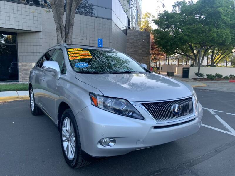 2010 Lexus RX 450h for sale at Right Cars Auto Sales in Sacramento CA