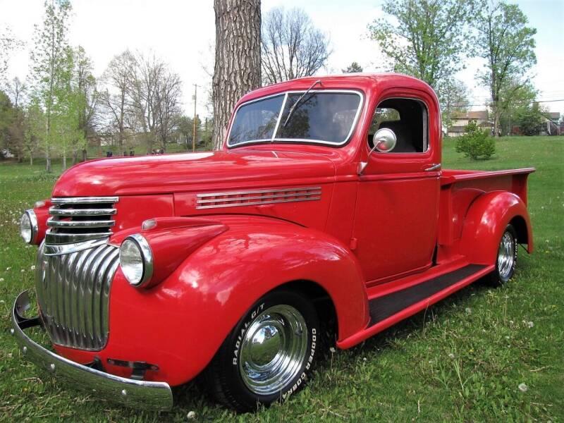 1946 Chevrolet 3100 for sale at Street Dreamz in Denver CO