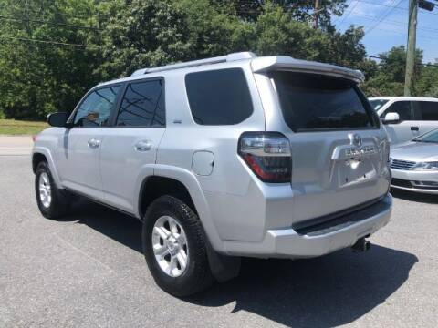 2017 Toyota 4Runner for sale at Sports & Imports in Pasadena MD