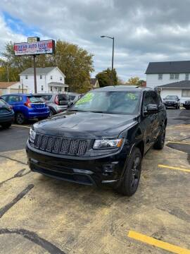 2015 Jeep Grand Cherokee for sale at Dream Auto Sales in South Milwaukee WI