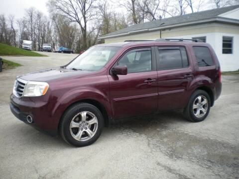 2012 Honda Pilot for sale at Starrs Used Cars Inc in Barnesville OH
