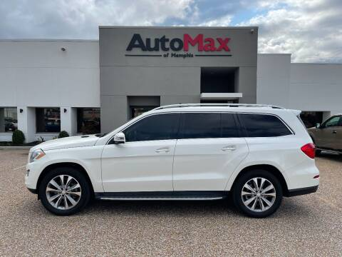 2016 Mercedes-Benz GL-Class for sale at AutoMax of Memphis - V Brothers in Memphis TN