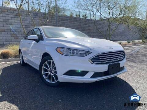 2017 Ford Fusion for sale at MyAutoJack.com @ Auto House in Tempe AZ