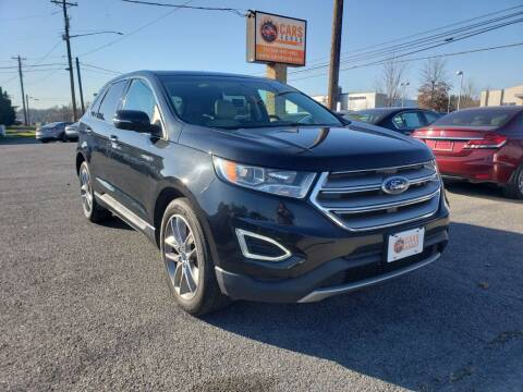 2015 Ford Edge for sale at Cars 4 Grab in Winchester VA