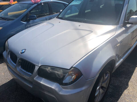 2006 BMW X3 for sale at Auction Buy LLC in Wilmington DE