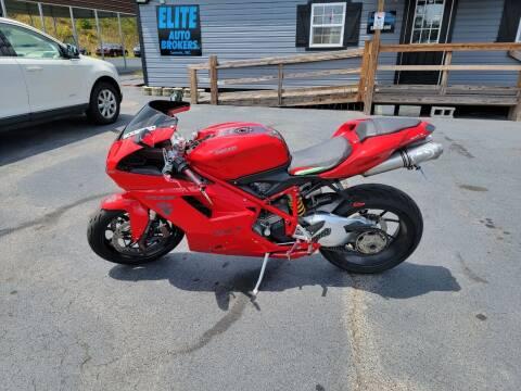 2008 Ducati 1098 for sale at Elite Auto Brokers in Lenoir NC