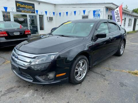 2011 Ford Fusion for sale at Plaistow Auto Group in Plaistow NH