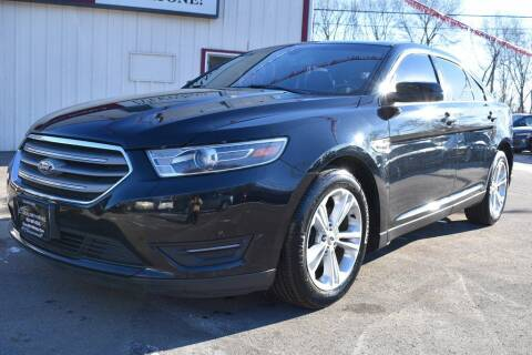 2018 Ford Taurus for sale at Dealswithwheels in Inver Grove Heights MN