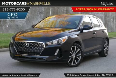2018 Hyundai Elantra GT for sale at MotorCars of Nashville in Mount Juliet TN