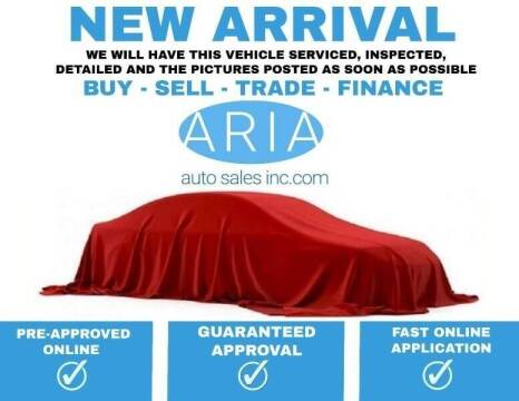 2012 Nissan JUKE for sale at ARIA  AUTO  SALES in Raleigh NC
