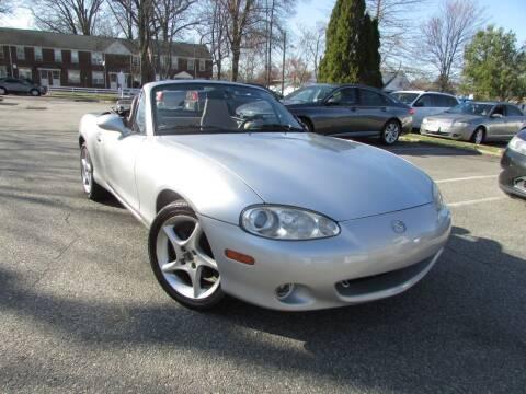 2002 Mazda MX-5 Miata for sale at K & S Motors Corp in Linden NJ