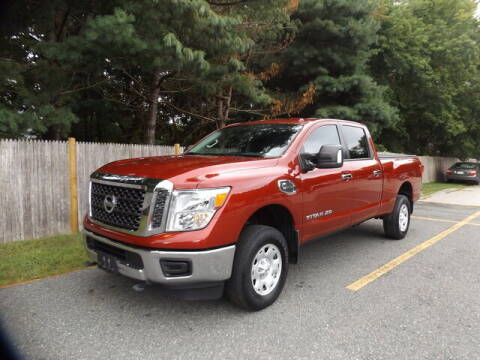 2017 Nissan Titan XD for sale at Wayland Automotive in Wayland MA