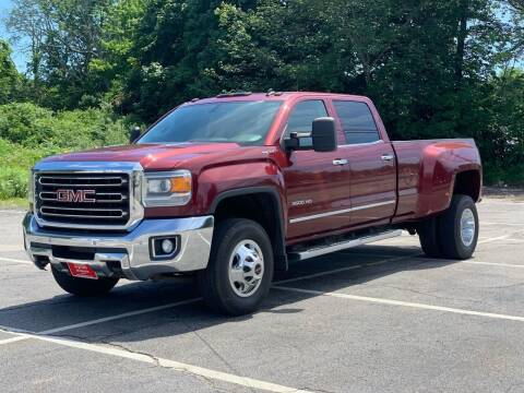 2015 GMC Sierra 3500HD for sale at Hillcrest Motors in Derry NH
