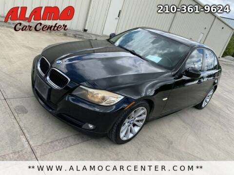 2009 BMW 3 Series for sale at Alamo Car Center in San Antonio TX