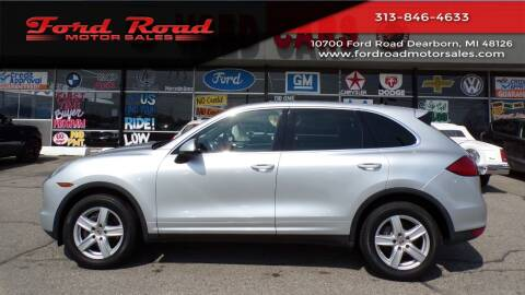 2012 Porsche Cayenne for sale at Ford Road Motor Sales in Dearborn MI