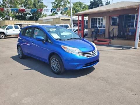 2016 Nissan Versa Note for sale at Silver Star Auto in San Bernardino CA