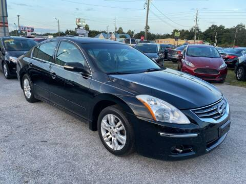 2011 Nissan Altima for sale at Marvin Motors in Kissimmee FL