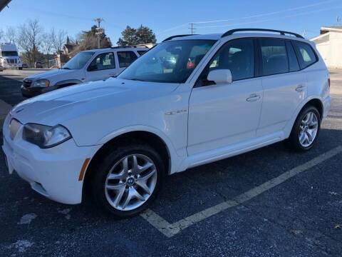 2007 BMW X3 for sale at Auto Target in O'Fallon MO