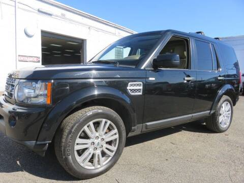 2012 Land Rover LR4 for sale at US Auto in Pennsauken NJ
