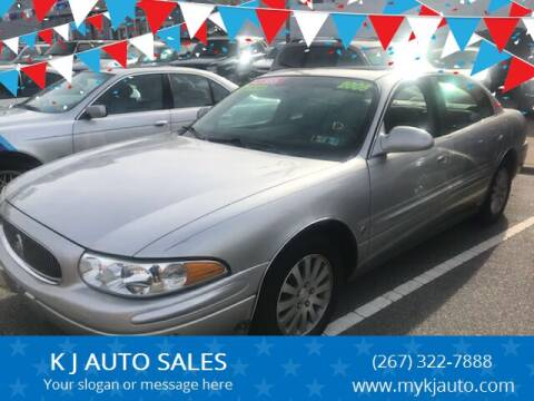 2005 Buick LeSabre for sale at K J AUTO SALES in Philadelphia PA