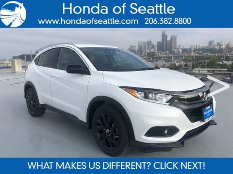 2022 Honda HR-V for sale at Honda of Seattle in Seattle WA