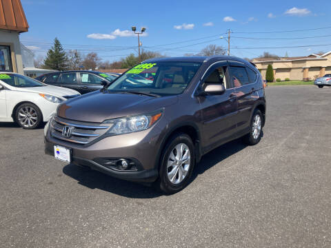 2013 Honda CR-V for sale at Majestic Automotive Group in Cinnaminson NJ