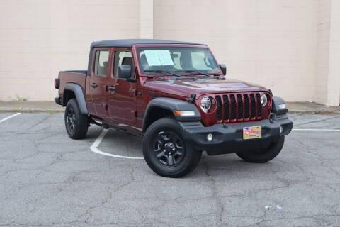 2021 Jeep Gladiator for sale at El Compadre Trucks in Doraville GA