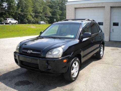 2005 Hyundai Tucson for sale at Route 111 Auto Sales in Hampstead NH