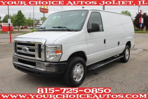 2013 Ford E-Series Cargo for sale at Your Choice Autos - Joliet in Joliet IL