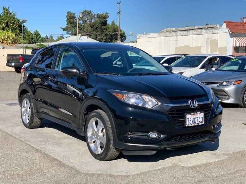 2016 Honda HR-V for sale at H & K Auto Sales & Leasing in San Jose CA