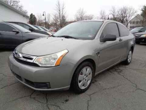 2008 Ford Focus for sale at Purcellville Motors in Purcellville VA