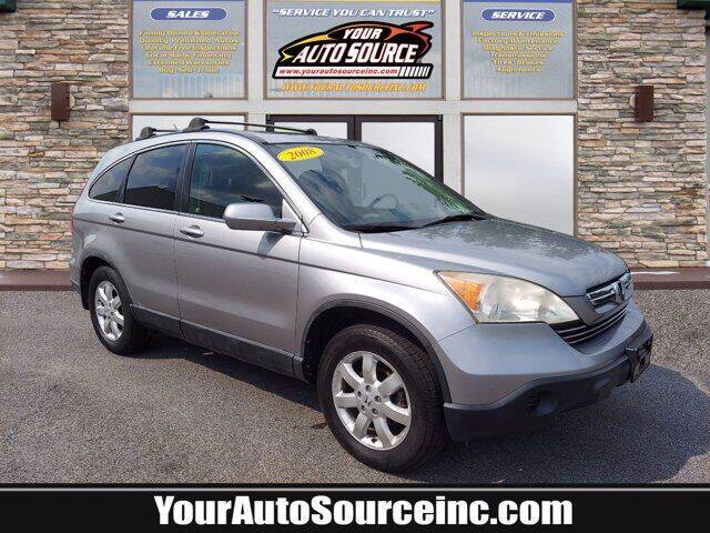 2008 Honda CR-V for sale at Your Auto Source in York PA