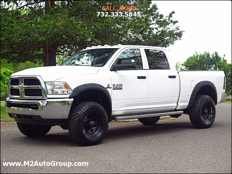 2014 RAM Ram Pickup 2500 for sale at M2 Auto Group Llc. EAST BRUNSWICK in East Brunswick NJ