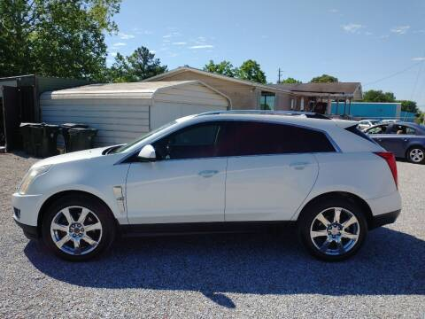 2011 Cadillac SRX for sale at Space & Rocket Auto Sales in Hazel Green AL